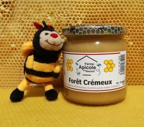 Miel de forêt crémeux